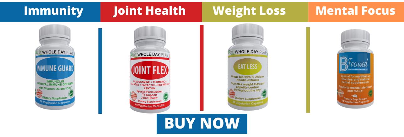 Wide Range of Herbal Supplements(9)